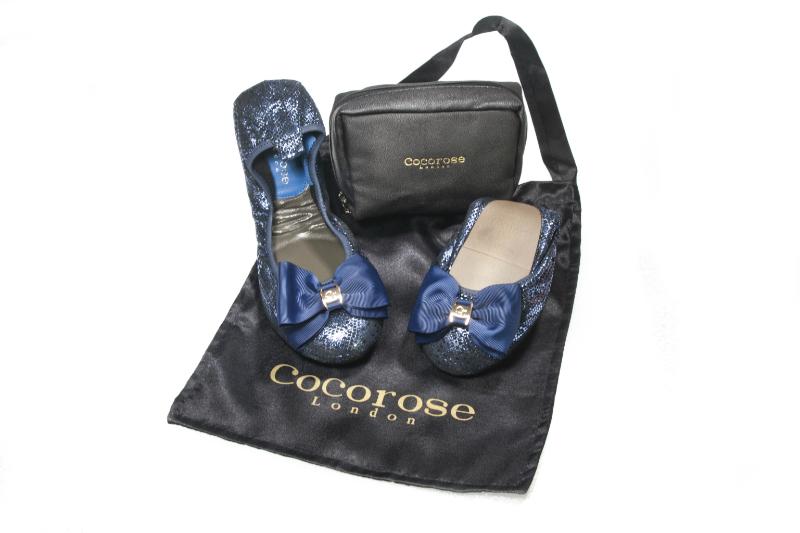 Ballerine pieghevoli Cocorose London collezione inverno ...