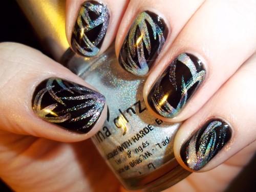 Pubblicata il 11 dicembre 2012 alle 500 × 375 in idee nail art