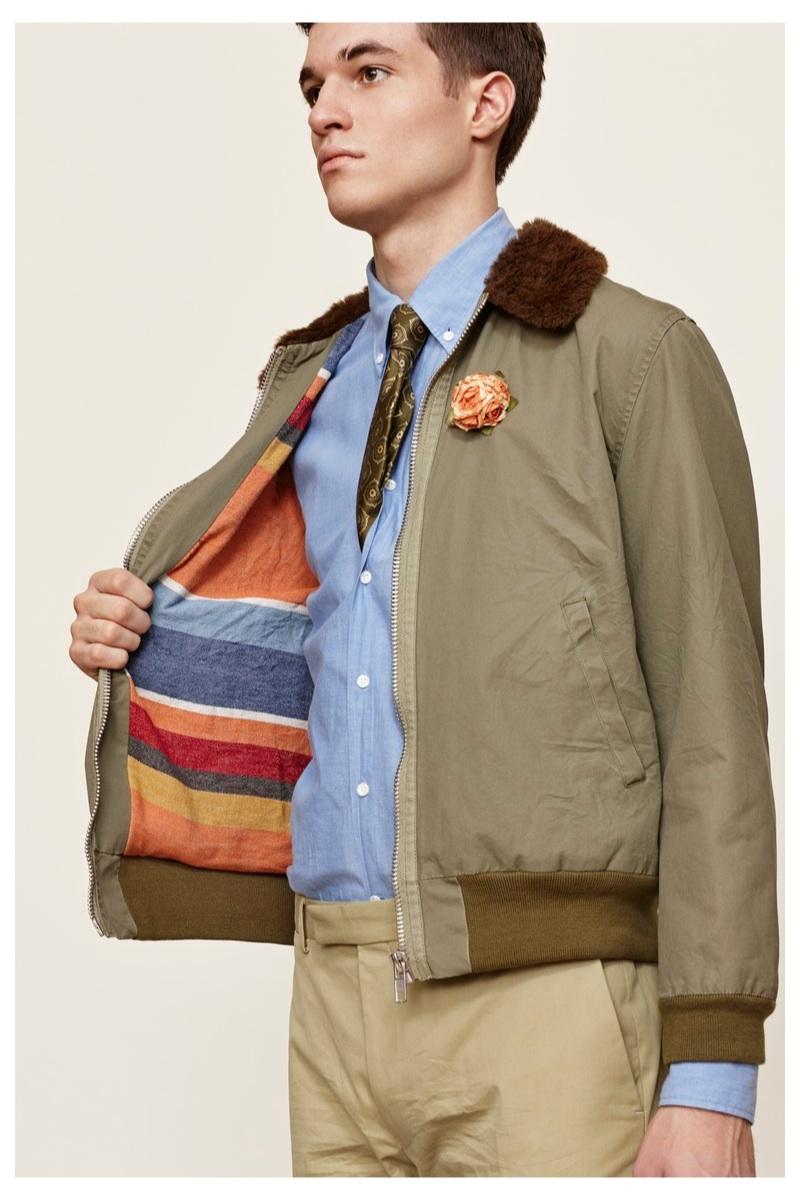 Catalogo collezione Gant Rugger autunno inverno 2013 2014 uomo ... 169370e91db
