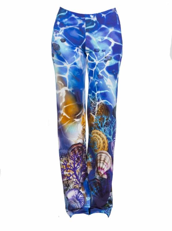 Anna rachele pantaloni stampa collezione primavera estate for Saldi thun amazon