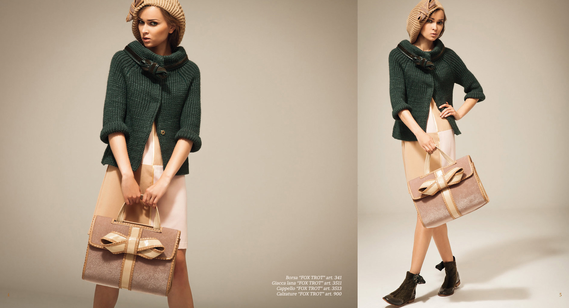 Borse Di Moda Inverno 2014 : Kontessa accessori autunno inverno