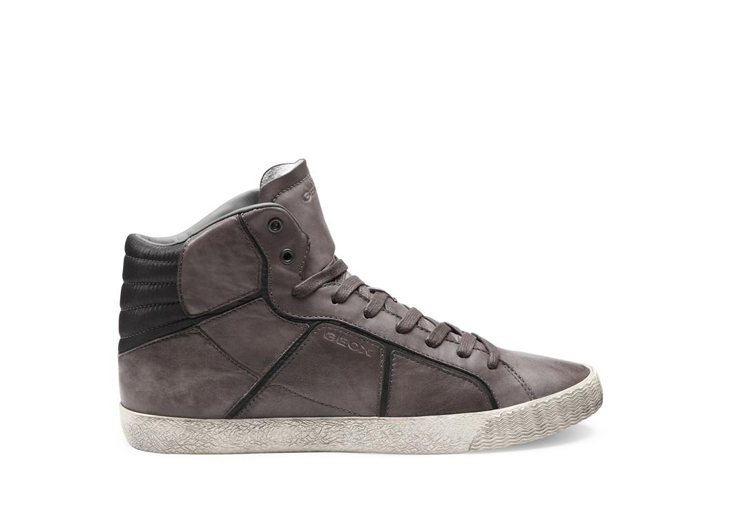 Catalogo collezione scarpe uomo Geox autunno inverno 2013
