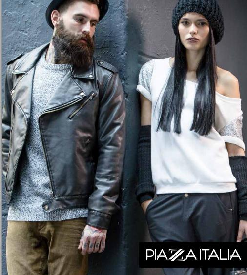 Low cost e di tendenza quindi la collezione uomo Piazza Italia autunno  inverno 2013 2014 che da qualche giorno è già disponibile nei negozi. 5d03b4f5144