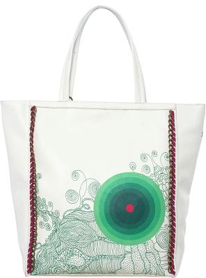 3ec60489f7 Desigual borse per donna collezione, look chic, dimensioni e forme in  linea, con il vostro guardaroba di abbigliamento, design.