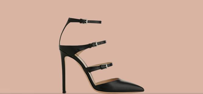... Sfogliate nella nostra gallery tutte le foto della collezione di scarpe  Gianvito Rossi primavera estate 2014 ... 9ec041aa486