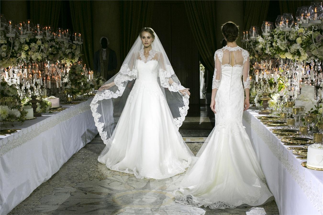 stilista prezzo incredibile prezzo ragionevole Enzo Miccio Bridal 2015 abiti da sposa | Smodatamente