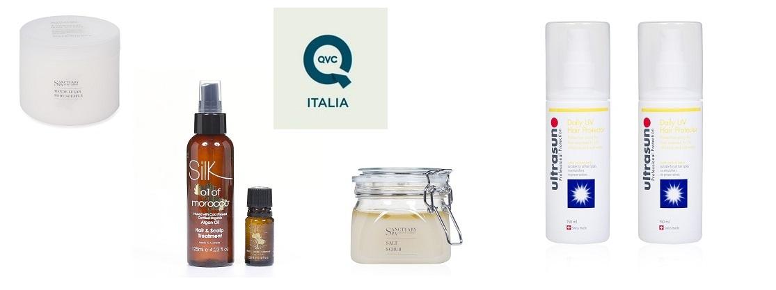 QVC Italia beauty top corpo e capelli estate 2014 ...