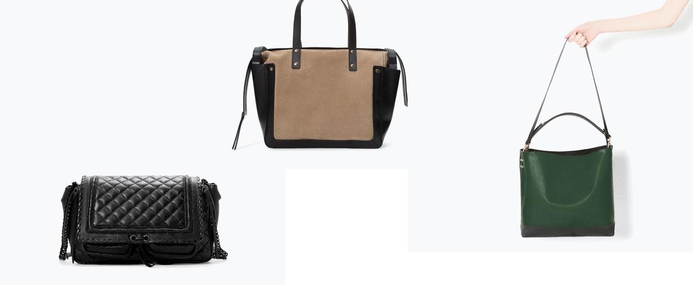 Zara collezione borse uomo 2015