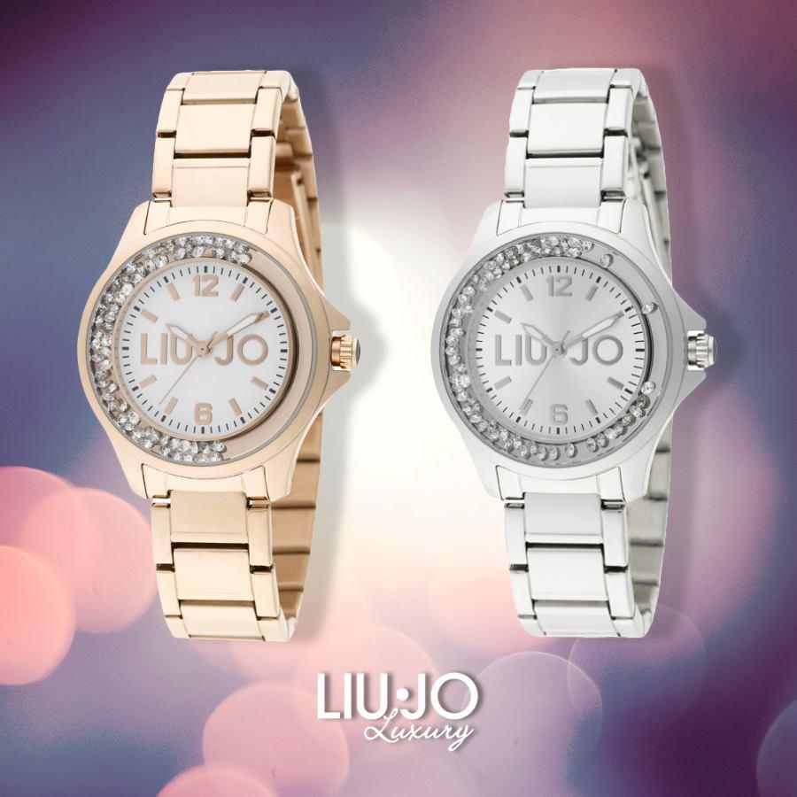 bfbdba9ef12e7 Liu Jo Luxury 2015 catalogo orologi gioielli