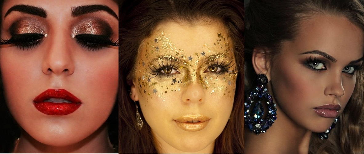 make up idee originali trucco capodanno : Make Up Capodanno 2015 trucco ultimo dell?anno Smodatamente.it