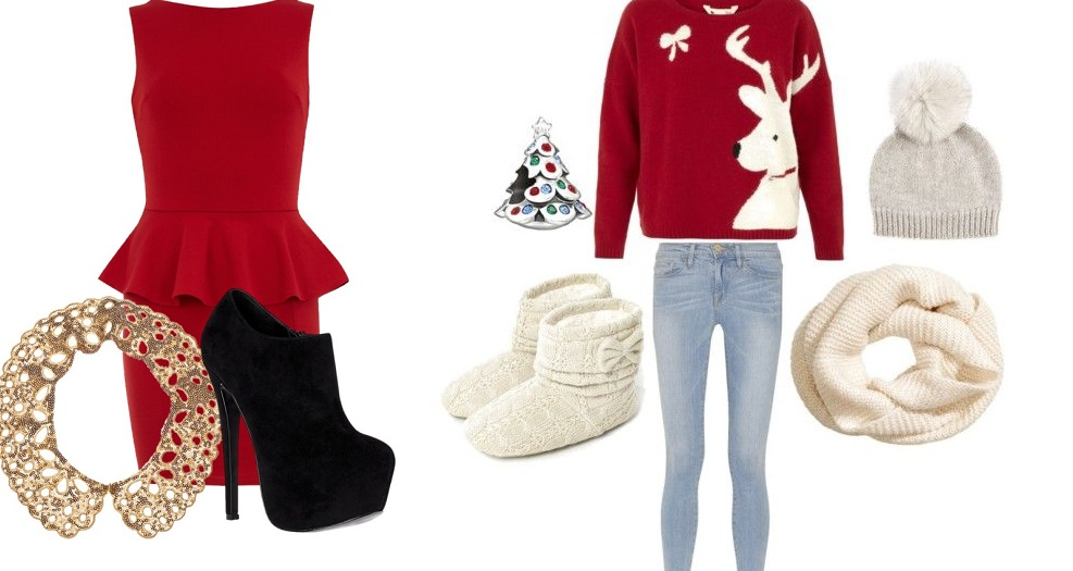 Outfit Natale 2014 look natalizi - Smodatamente.it