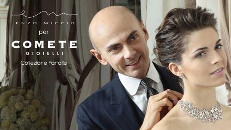 Farfalle comete gioielli by enzo miccio smodatamente for Ufficio wedding planner