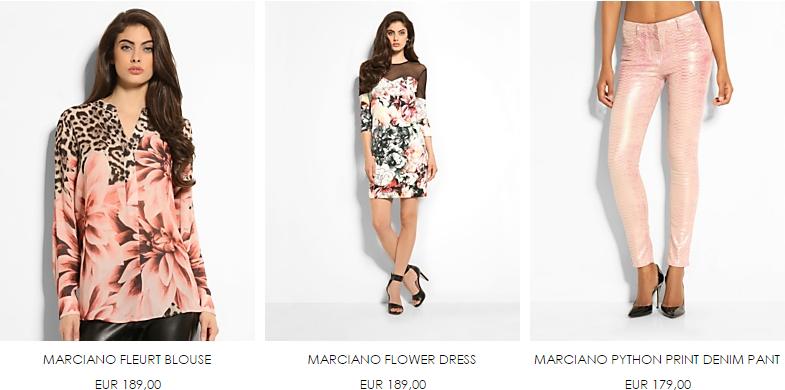 Guess by Marciano 2015 catalogo primavera estate | Smodatamente