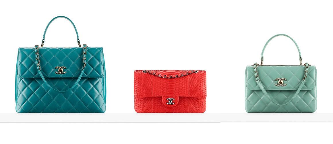 Chanel borse 2015 catalogo prezzi primavera smodatamente for Chanel borse outlet