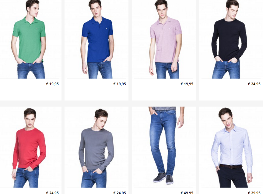 be23a4ac54 Catalogo Benetton uomo 2015 primavera estate | Smodatamente
