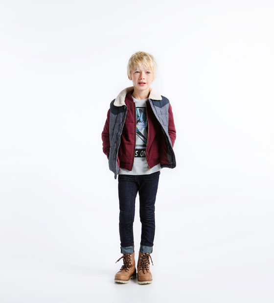 Saldi zara kids 2015 catalogo - Zara kids catalogo ...