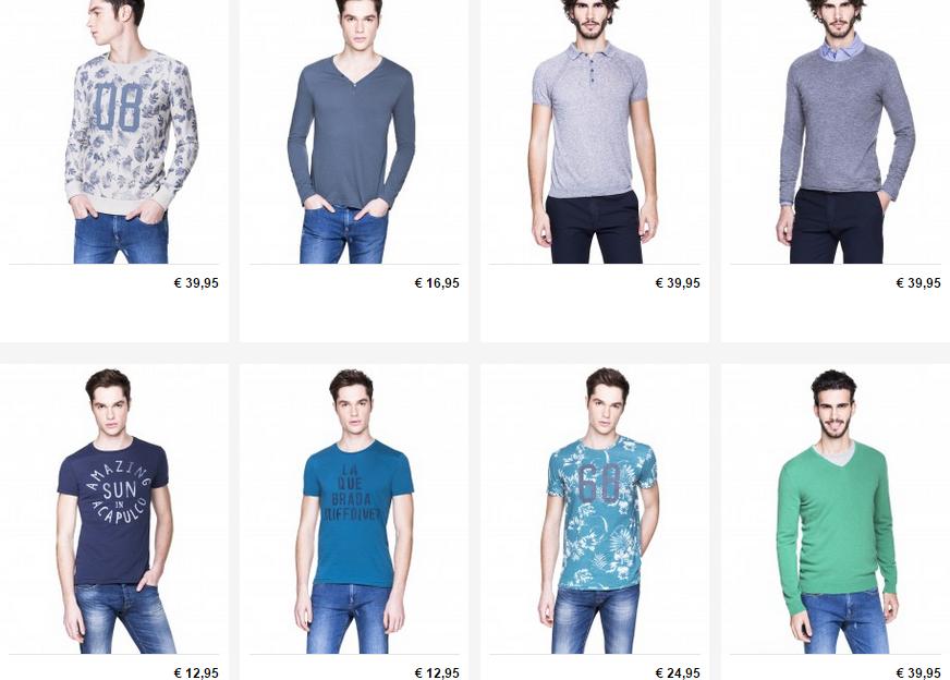 Catalogo benetton uomo 2015 primavera estate smodatamente for Shop online benetton