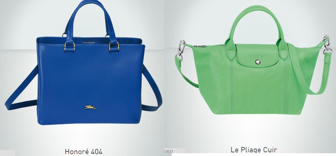 Longchamp Borse Immagini