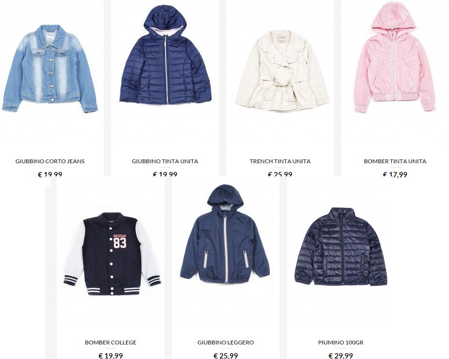 huge discount e94cc a17c4 Terranova kids 2015 catalogo piumini e giacche | Smodatamente