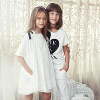 los angeles df329 51a06 Twin Set Girl 2015 catalogo bambina primavera estate ...