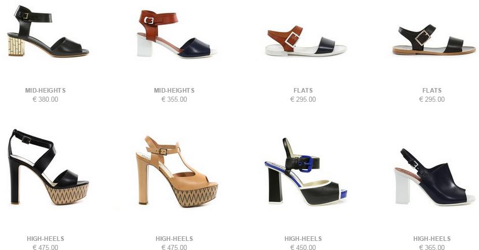 62333ecba5 sandali Scarpe Pollini 2015 catalogo | Smodatamente