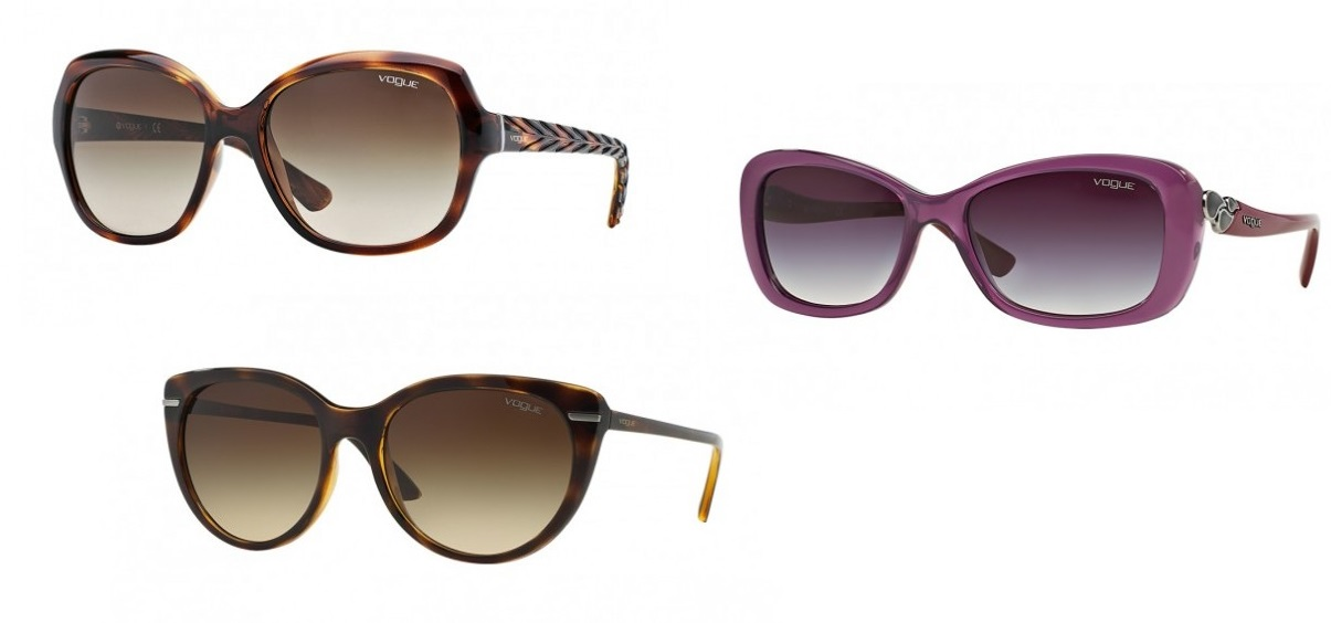 Occhiali da sole vogue 2015 prezzi catalogo smodatamente for Moda 2015 occhiali da vista