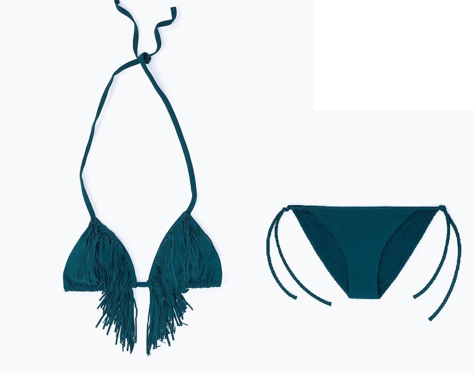 Costumi donna zara bellissimi costumi da bagno for Bagno zara