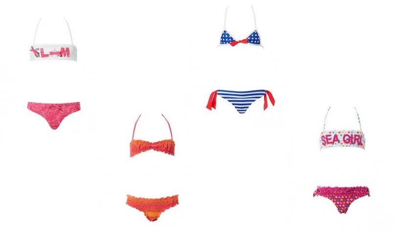 Costumi da bagno bambini estate 2015 costumi calzedonia bimbi - Costumi da bagno bambino ...
