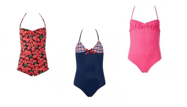 Costumi da bagno bambini estate 2015 costumi interi - Costumi da bagno bambina ...