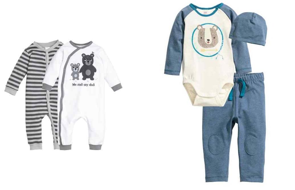 disegni attraenti migliore qualità per prezzo speciale per H&M bambini 2016 neonati | Smodatamente
