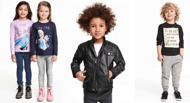 scarpe da ginnastica a buon mercato Regno Unito buona qualità H&M bambini 2016 catalogo abbigliamento | Smodatamente