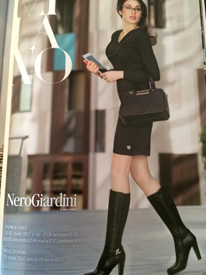 Stivali nero giardini 2016 prezzo smodatamente - Stivali nero giardini autunno inverno 2015 ...
