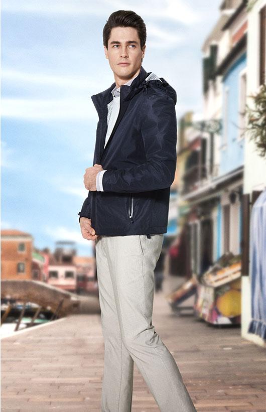 conbipel giacca pelle uomo 2015