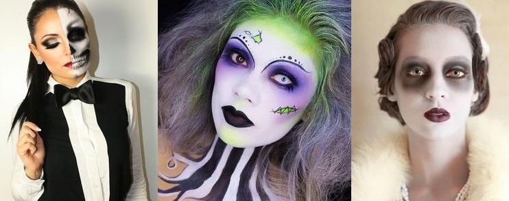 Trucco halloween 2015 idee make up halloween Smodatamente 2ceca1507191