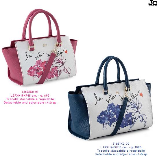 estremamente unico nuovi oggetti nessuna tassa di vendita J&C pop bag 2016 JackyCeline catalogo primavera estate ...