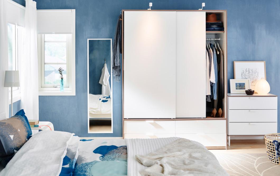 Ikea armadi 2016 catalogo prezzi smodatamente for Camere da letto ikea 2017