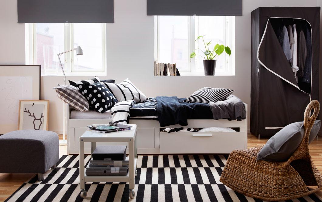 Letto Per Gli Ospiti Ikea : Ikea camere 2016 catalogo prezzi smodatamente