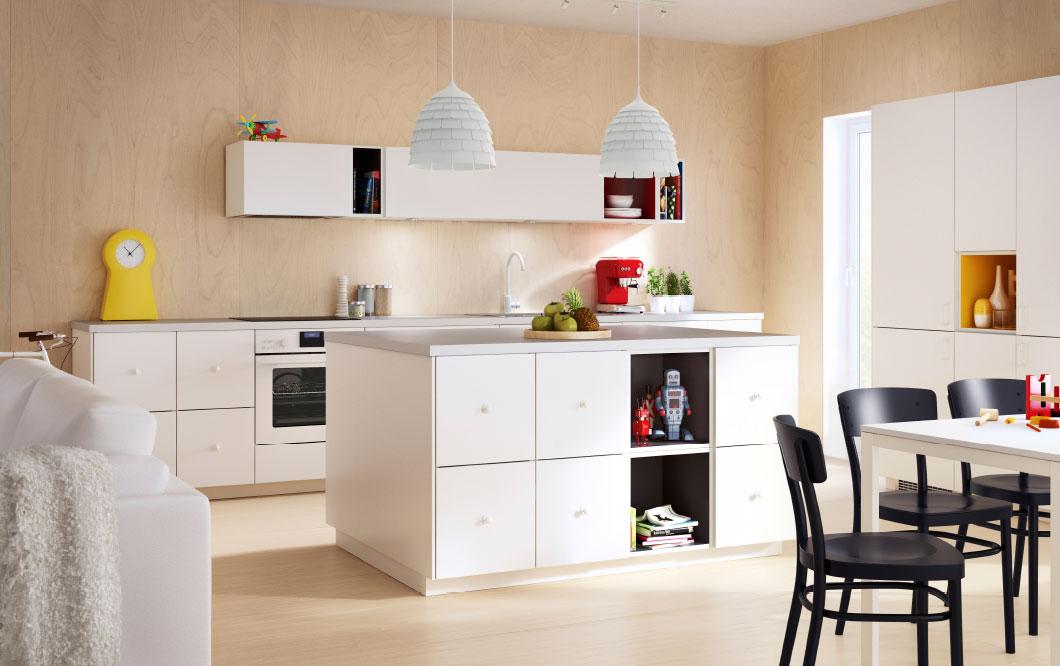 Ikea Ante Cucina. Metod La Nuova Cucina Componibile Di Ikea With ...