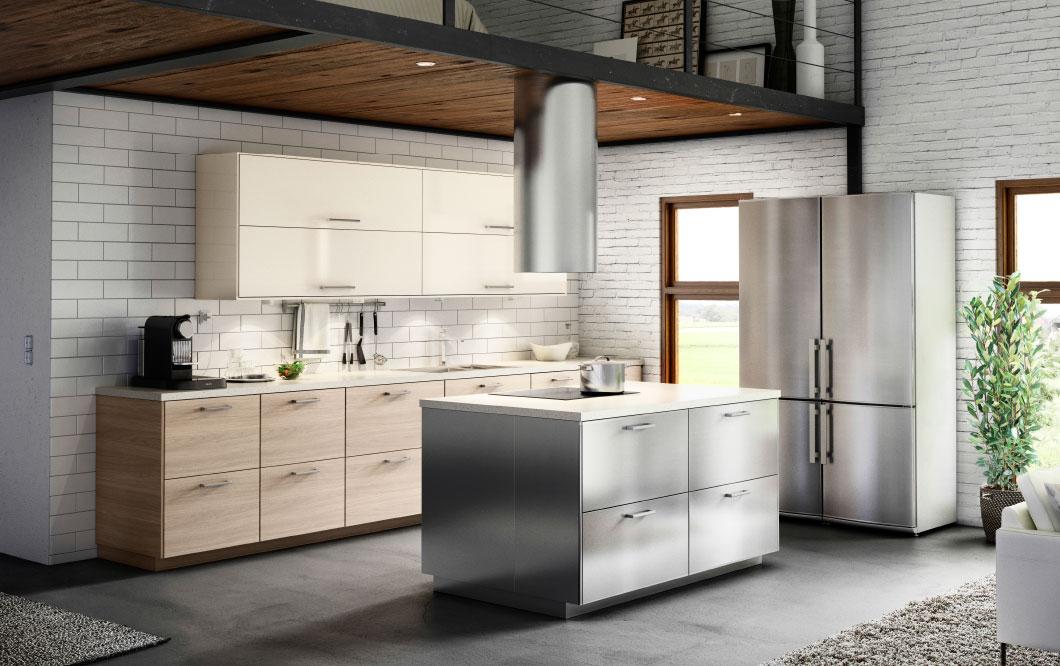 Awesome Catalogo Cucine Ikea Prezzi Contemporary - Design & Ideas ...