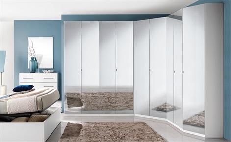 Armadio angolare mondo convenienza ~ idee di design nella vostra casa