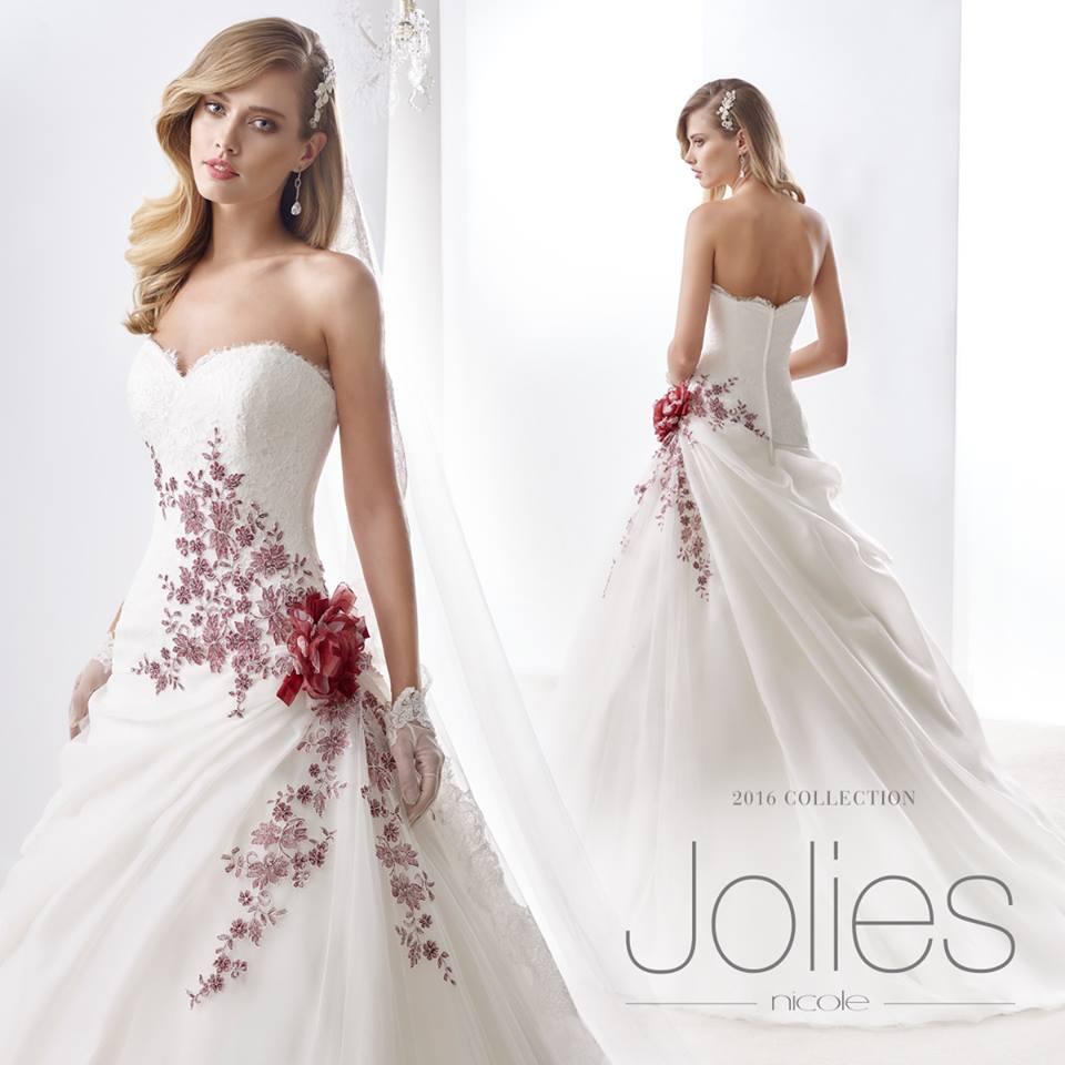 newest 8f683 35207 Nicole Spose 2016 catalogo abiti da sposa | Smodatamente