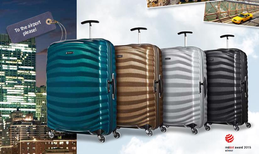 Samsonite 2016 catalogo valigie prezzi