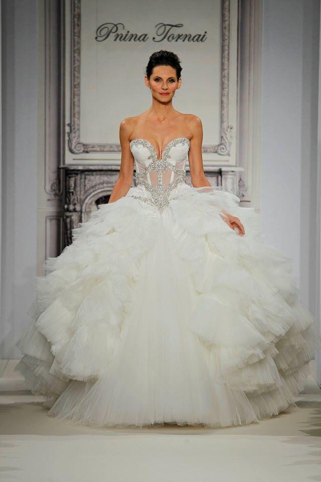 7eb4c84c6b78 Pnina tornai abiti da sposa italia – Modelli alla moda di abiti 2018