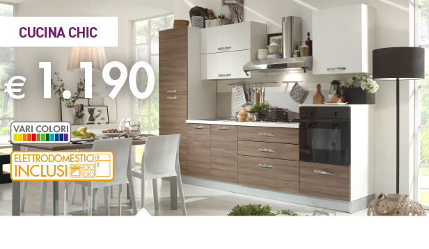 Beautiful Mercatone Uno Offerte Cucine Gallery - Ideas & Design ...