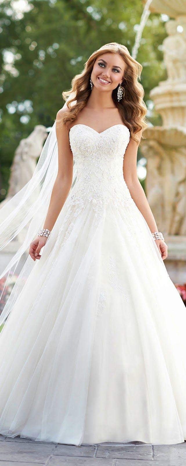 Tendenze abiti da sposa 2017