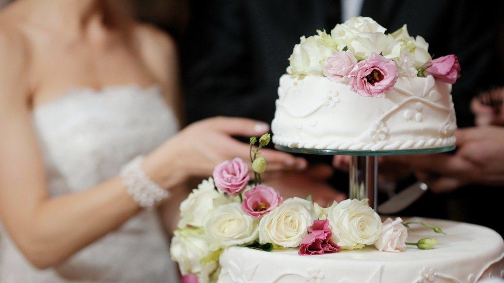 Tendenze matrimonio 2017 torte nuziali