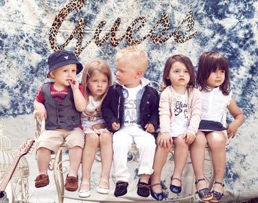 hot sale b0b0d c28e2 Guess bambini 2016 catalogo primavera estate | Smodatamente