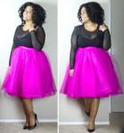 outfit san valentino curvy 2016 idee