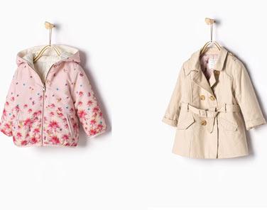 Zara Kids 2016 collezione
