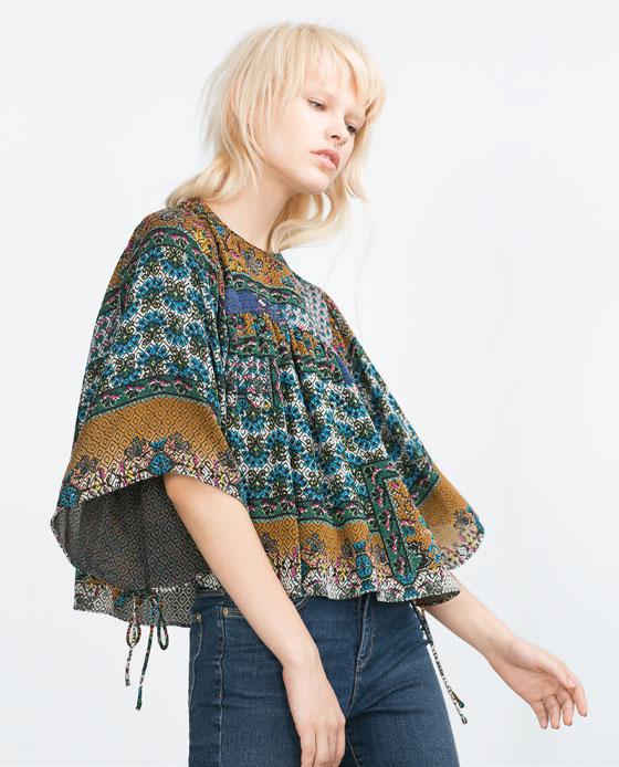 Zara TRF Catalogo Moda Low Cost Primavera Estate Jeans • Gli